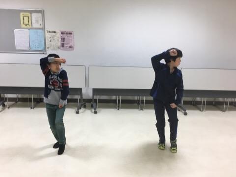 新年一発目の小金井少年班